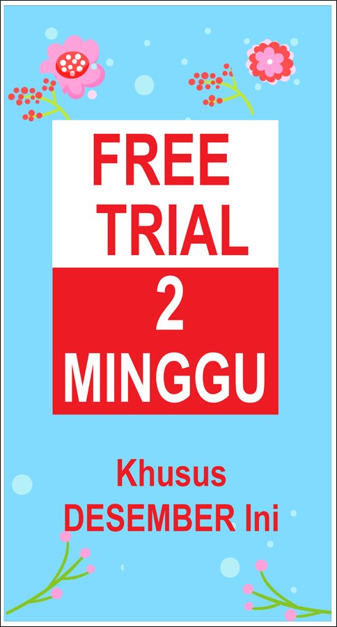 Free Trials for 2 Weeks