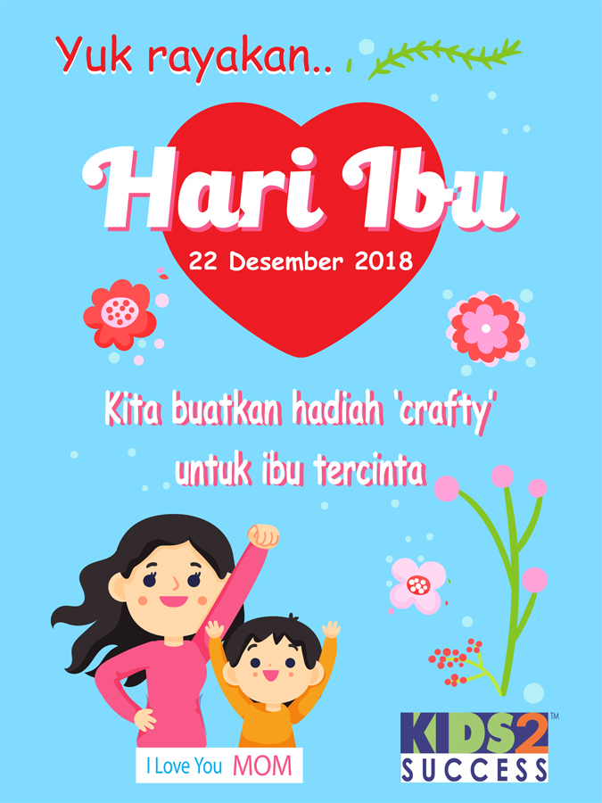 This December, We Celebrate Hari Ibu
