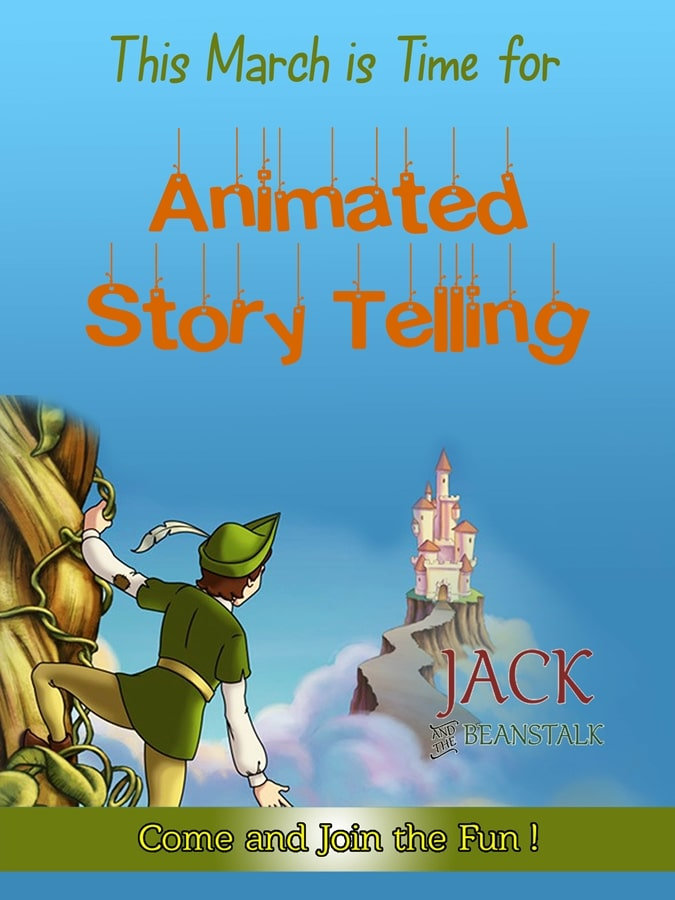 Animated Story Telling