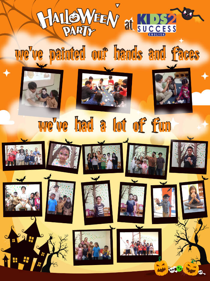 Fun Time on Kids2 Success Halloween Party